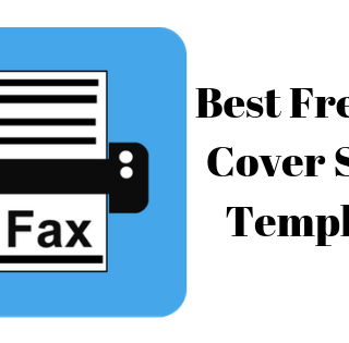 Fancy Fax Cover Sheet Template Every Last Template Free