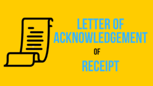Letter-Acknowledgement-Receipt