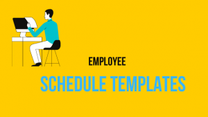 Employee-Schedule-Templates